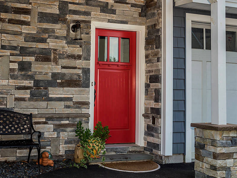 Levis Companies, Inc - Massachusetts and New Hampshire door installation
